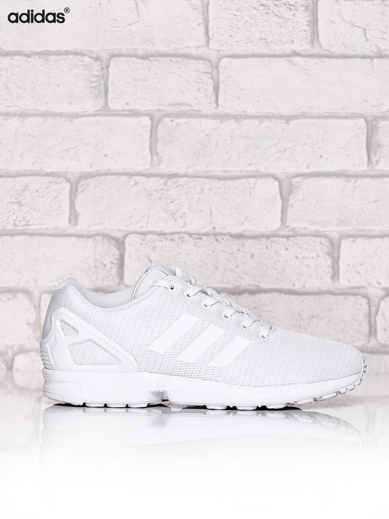15027480 ADIDIAS Białe męskie buty sportowe - Mężczyźni Buty męskie - sklep ...