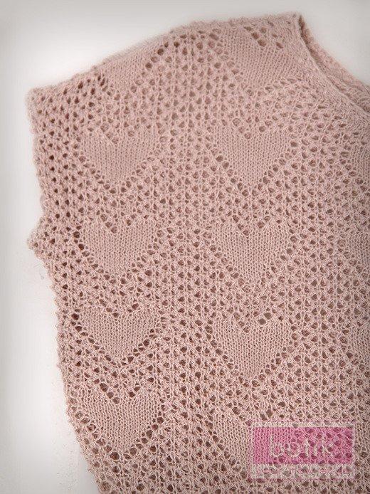 Ażurowy sweter                                  zdj.                                  2