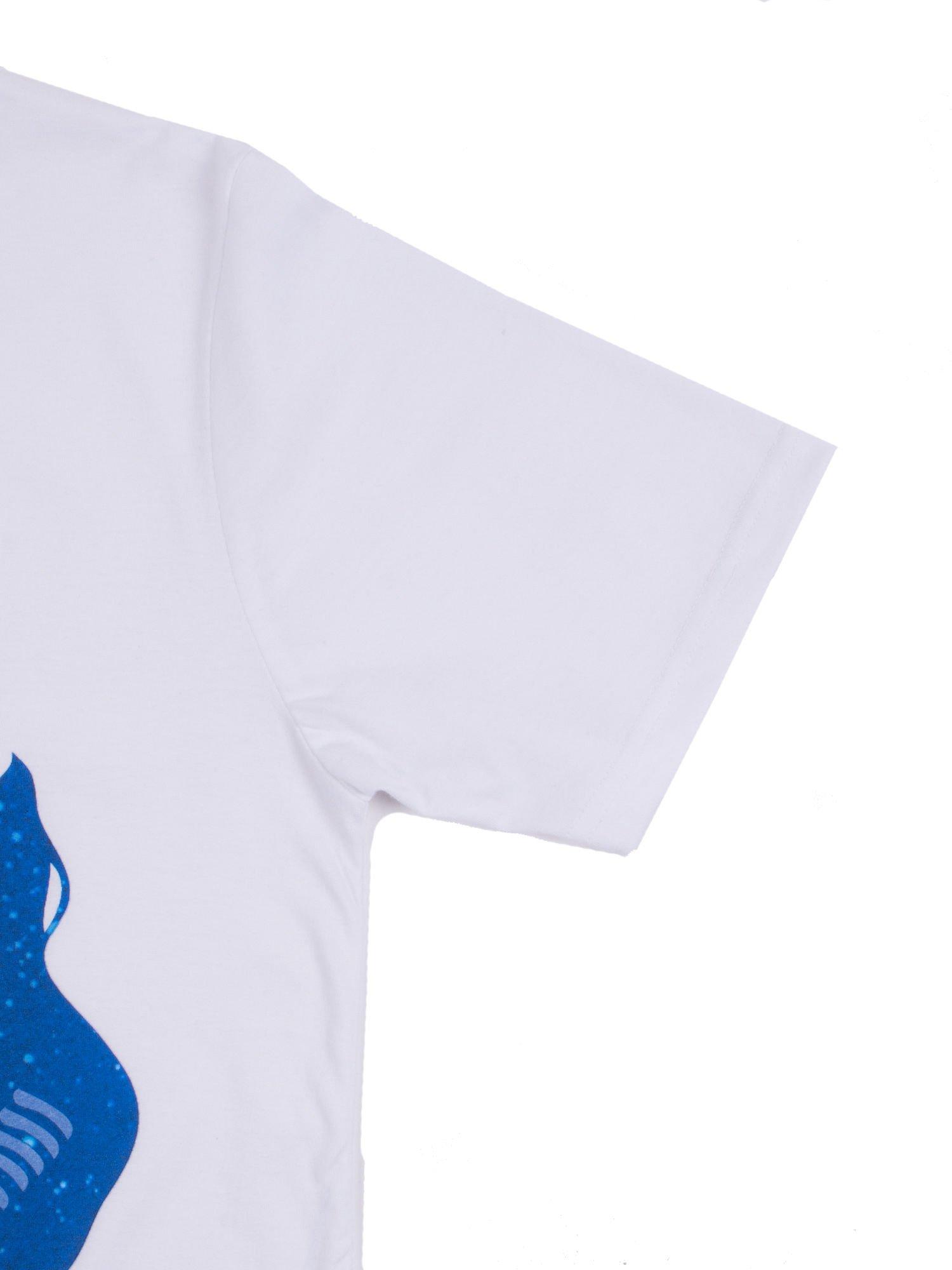 Biały t-shirt męski STAR WARS                                  zdj.                                  12
