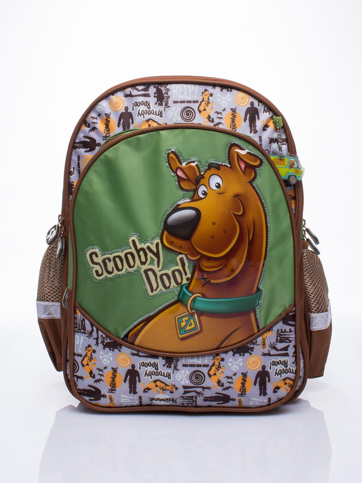 c61aaec64fe5a Brązowy plecak szkolny DISNEY Scooby Doo - Dziecko Plecaki - sklep ...