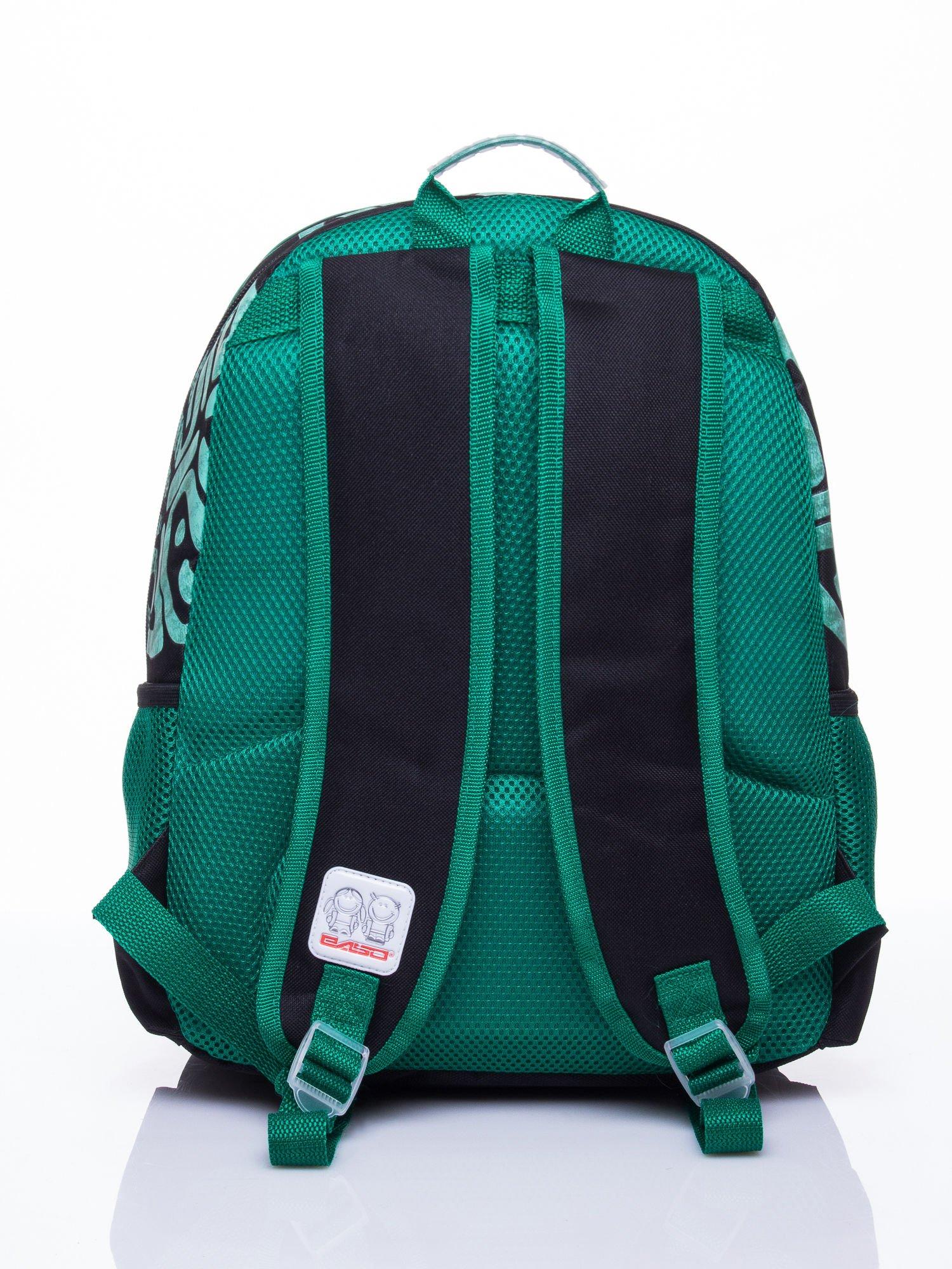 Czarny plecak szkolny DISNEY Kung Fu Panda                                  zdj.                                  3