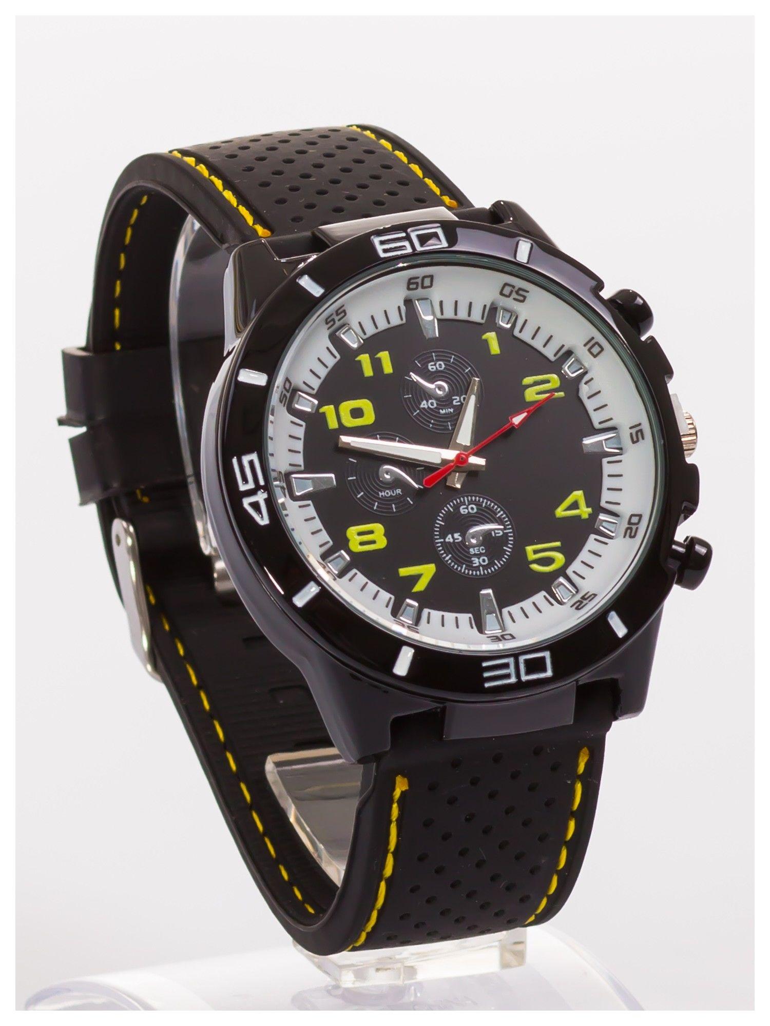 DLA NIEGO... Sportowy zegarek męski GT GRAND TOURING                                  zdj.                                  3