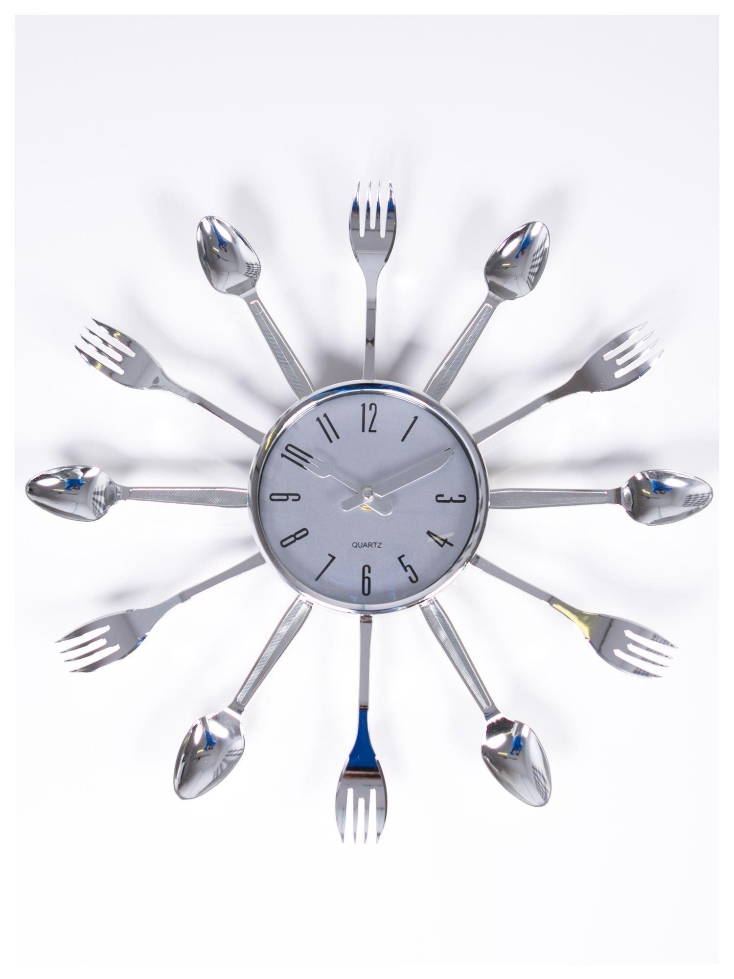 Elegancja W Każdej Kuchni Wyjątkowy I Nowoczesny Zegar ścienny Zegarek Kuchenny