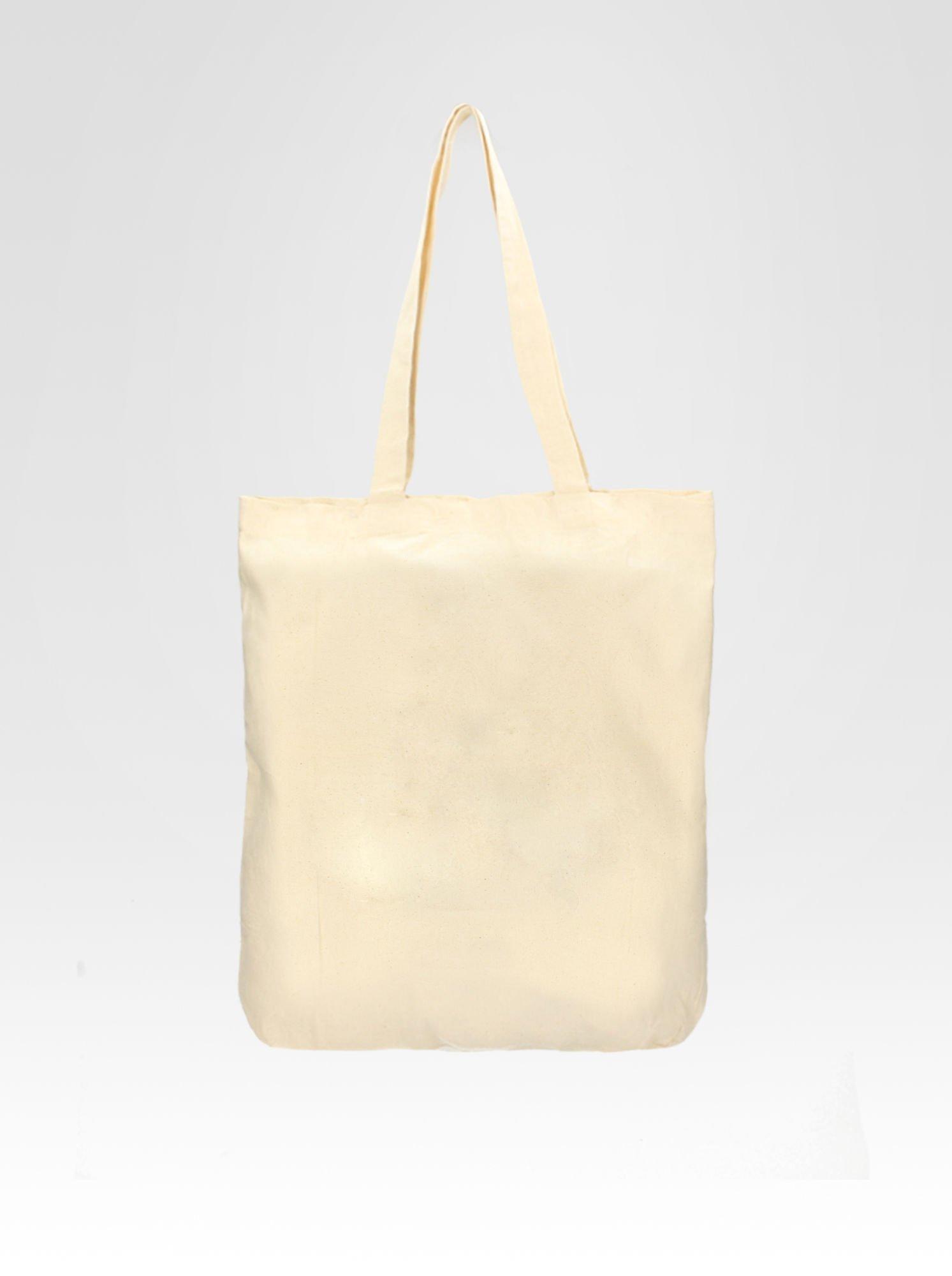 b17cdcfbdee6a Ekotorba na zakupy z nadrukiem tekstowym - Akcesoria torba - sklep ...
