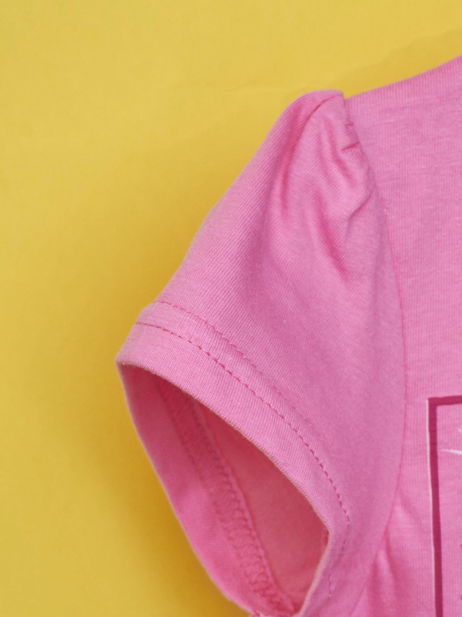 Jasnoróżowy t-shirt dla dziewczynki MY LITTLE PONY                                  zdj.                                  6