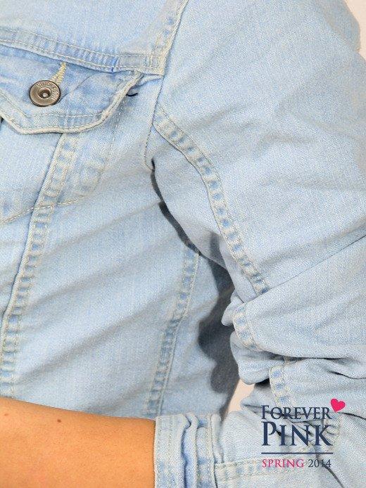 Kurtka jeansowa                                  zdj.                                  4