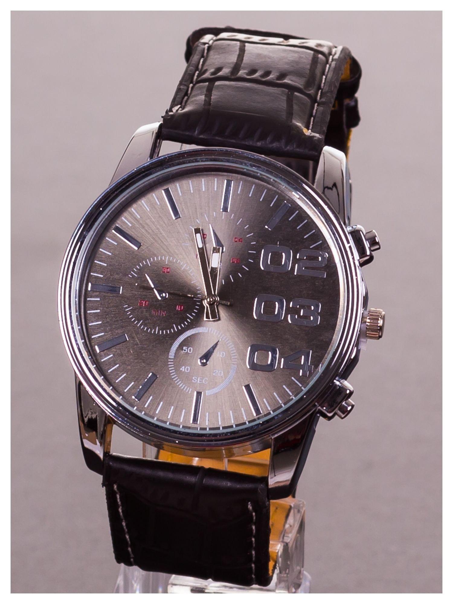 Męski zegarek. Nowoczesny design i styl!                                  zdj.                                  1