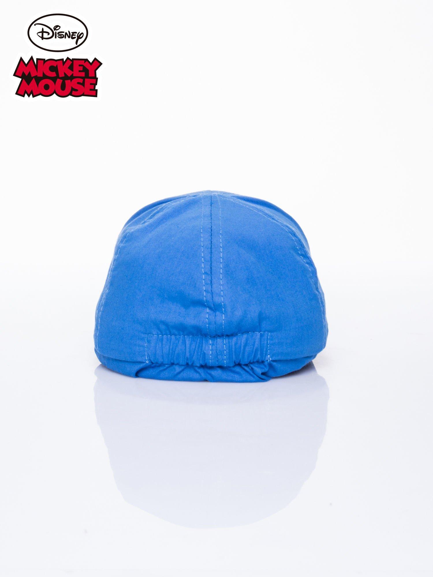 Niebieska chłopięca czapka z daszkiem MYSZKA MIKI                                  zdj.                                  3