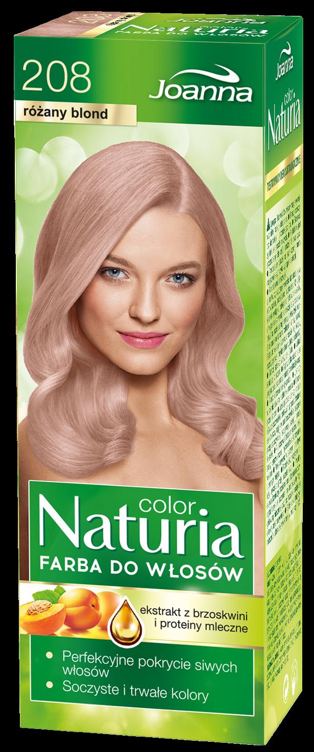 Naturia Color Farba Naturalny Blond 210 Drogeria Sklep Ebutik Pl