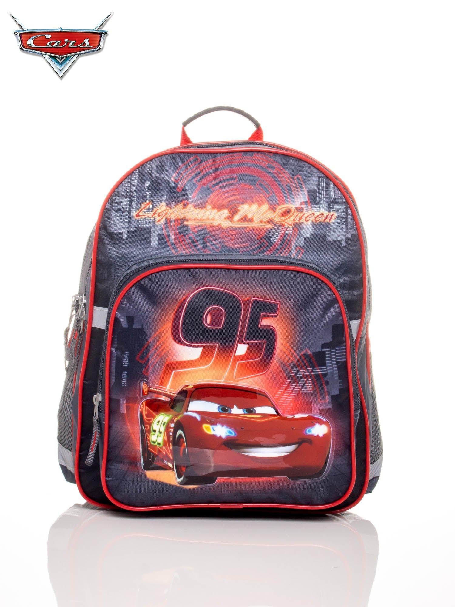 Plecak szkolny chłopięcy CARS