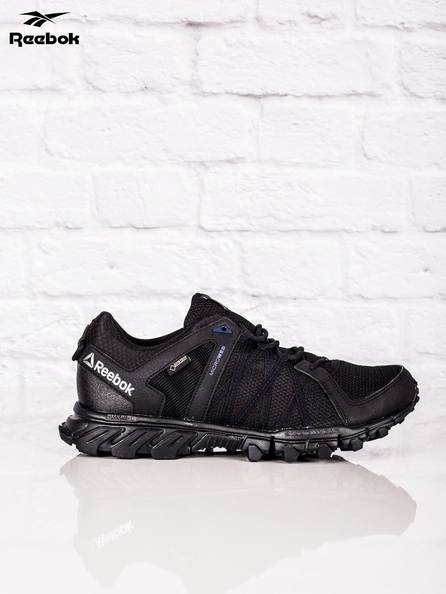 e2cfcc754a9ac0 REEBOK Czarne buty sportowe męskie Trailgrip RS 5.0 GTX - Mężczyźni ...