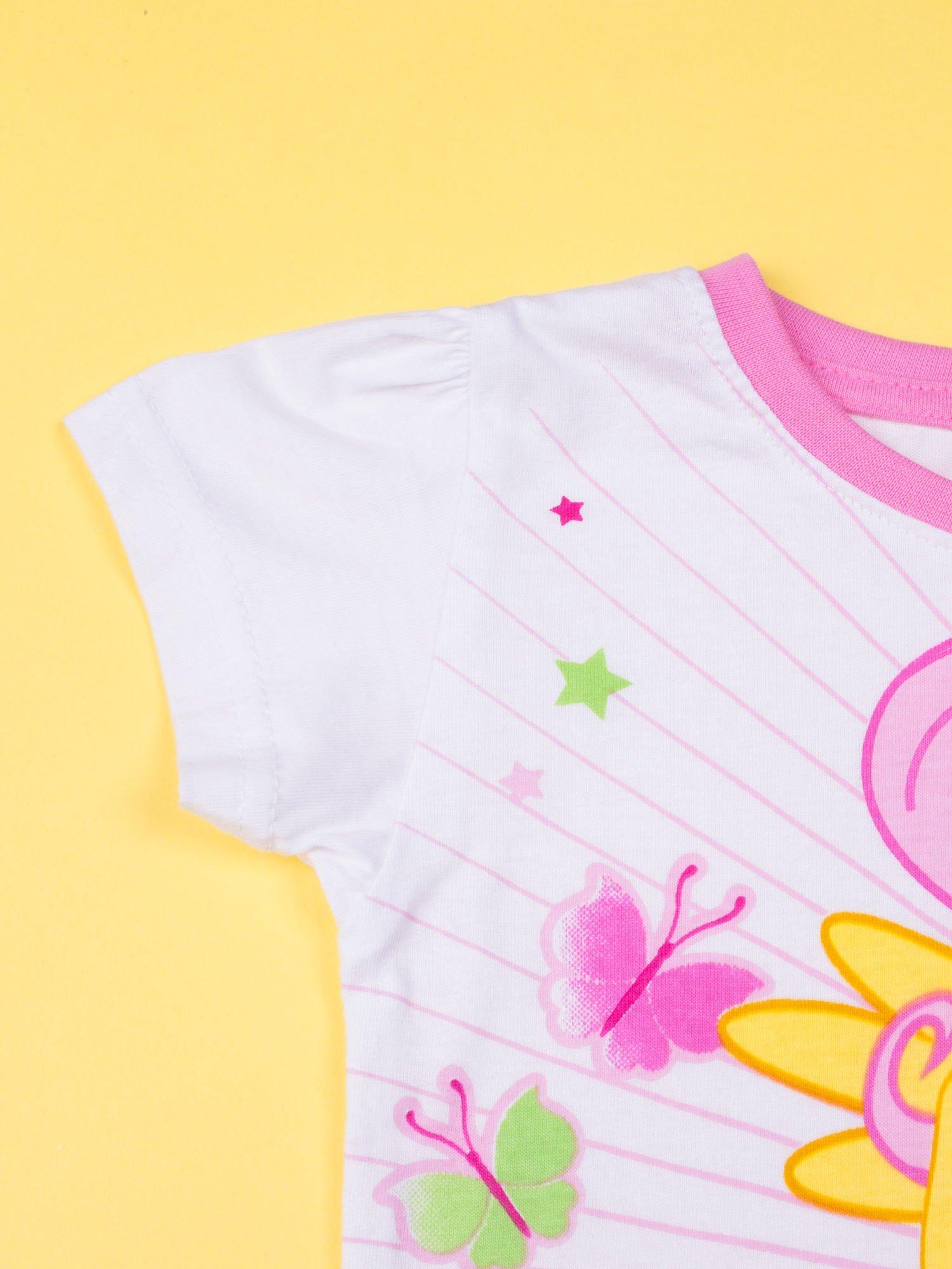 Różowa piżama dla dziewczynki MY LITTLE PONY                                  zdj.                                  5