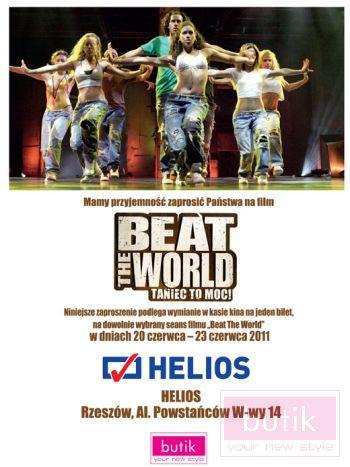 Rzeszów: Beat The World Taniec to moc!                                  zdj.                                  1