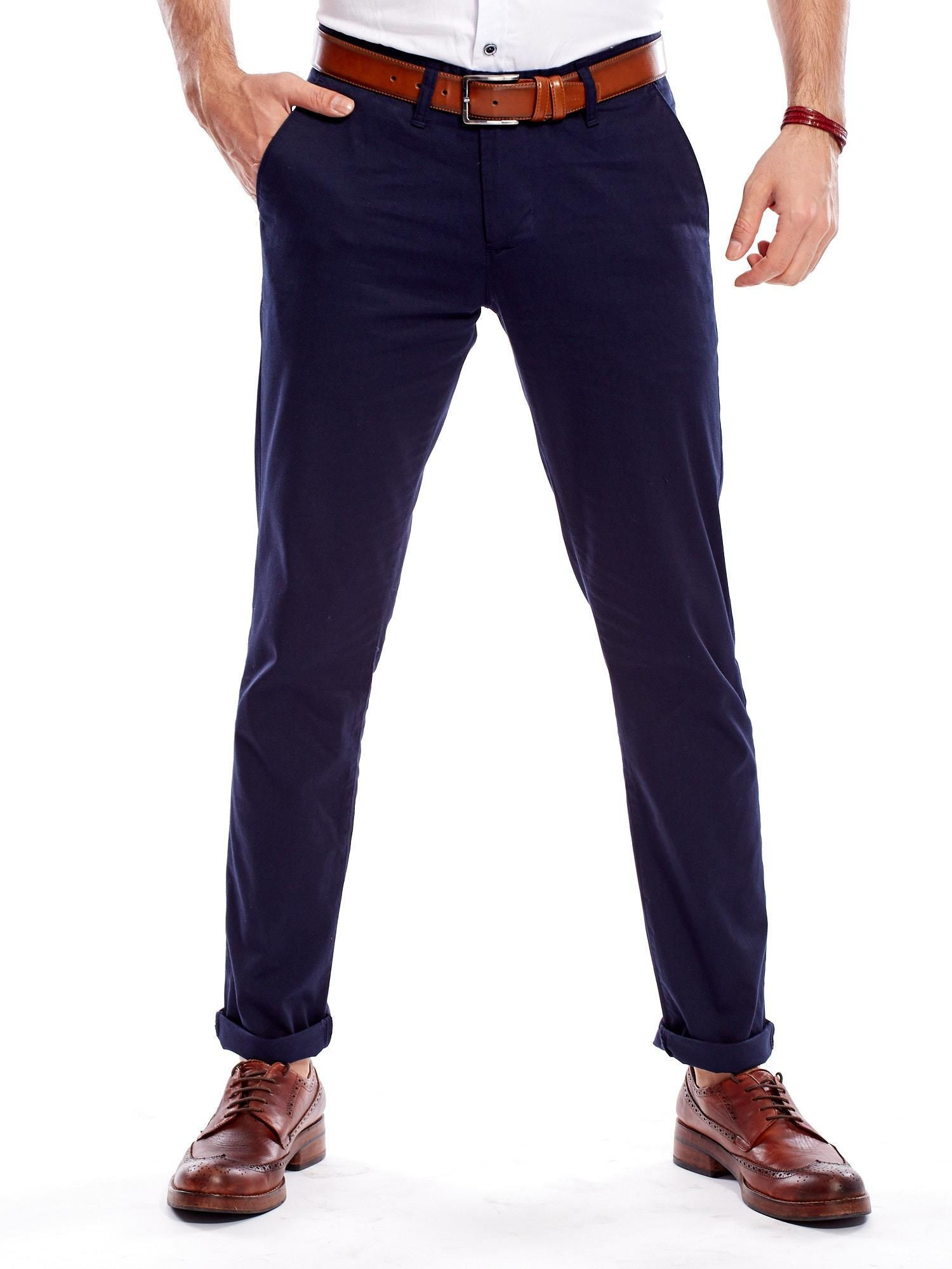 Buty Meskie Do Spodni Materialowych