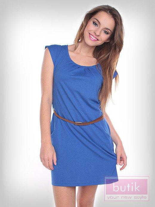 Sukienka z paskiem                                  zdj.                                  2