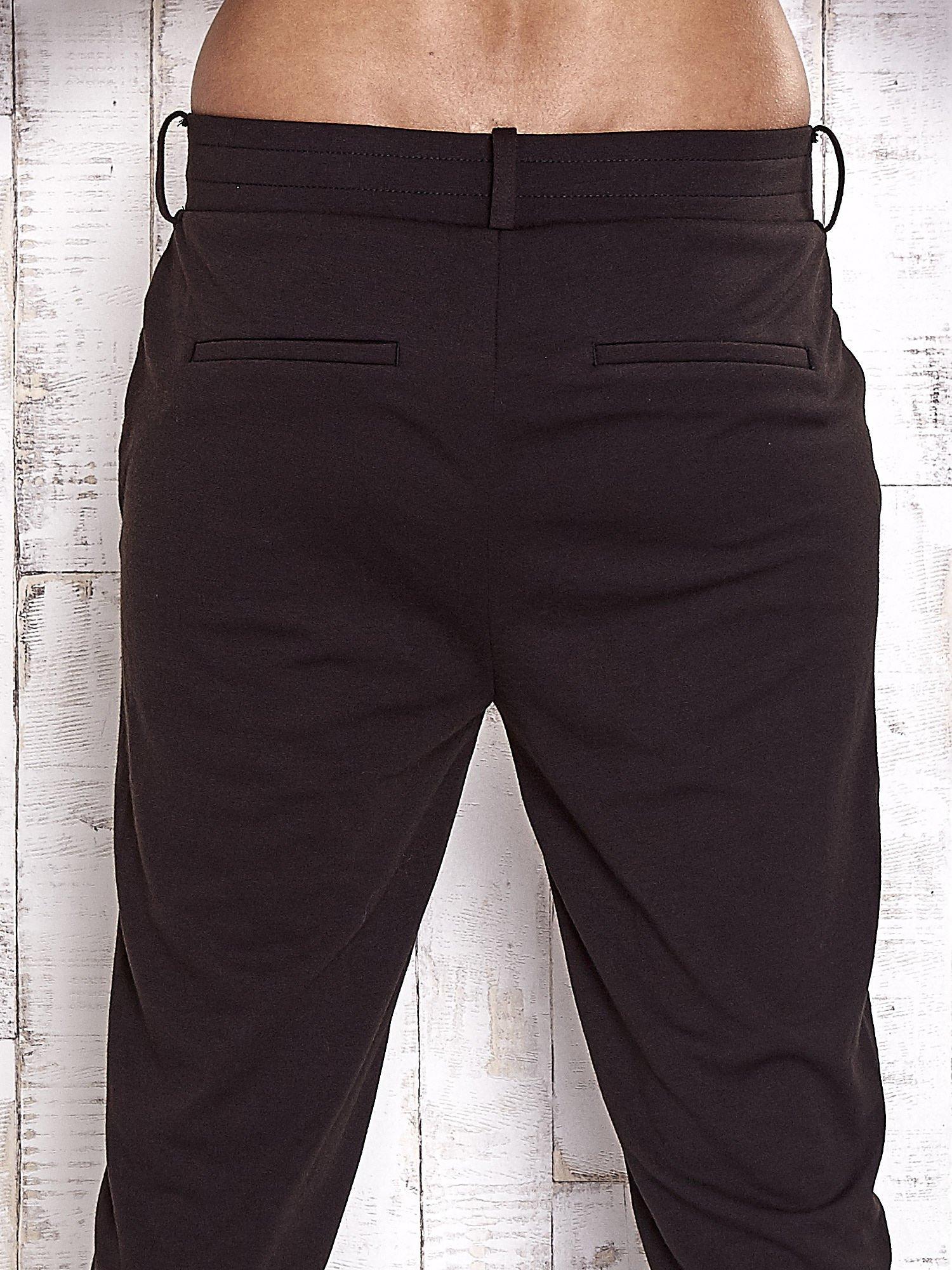 TOM TAILOR Czarne lejące spodnie                                   zdj.                                  7