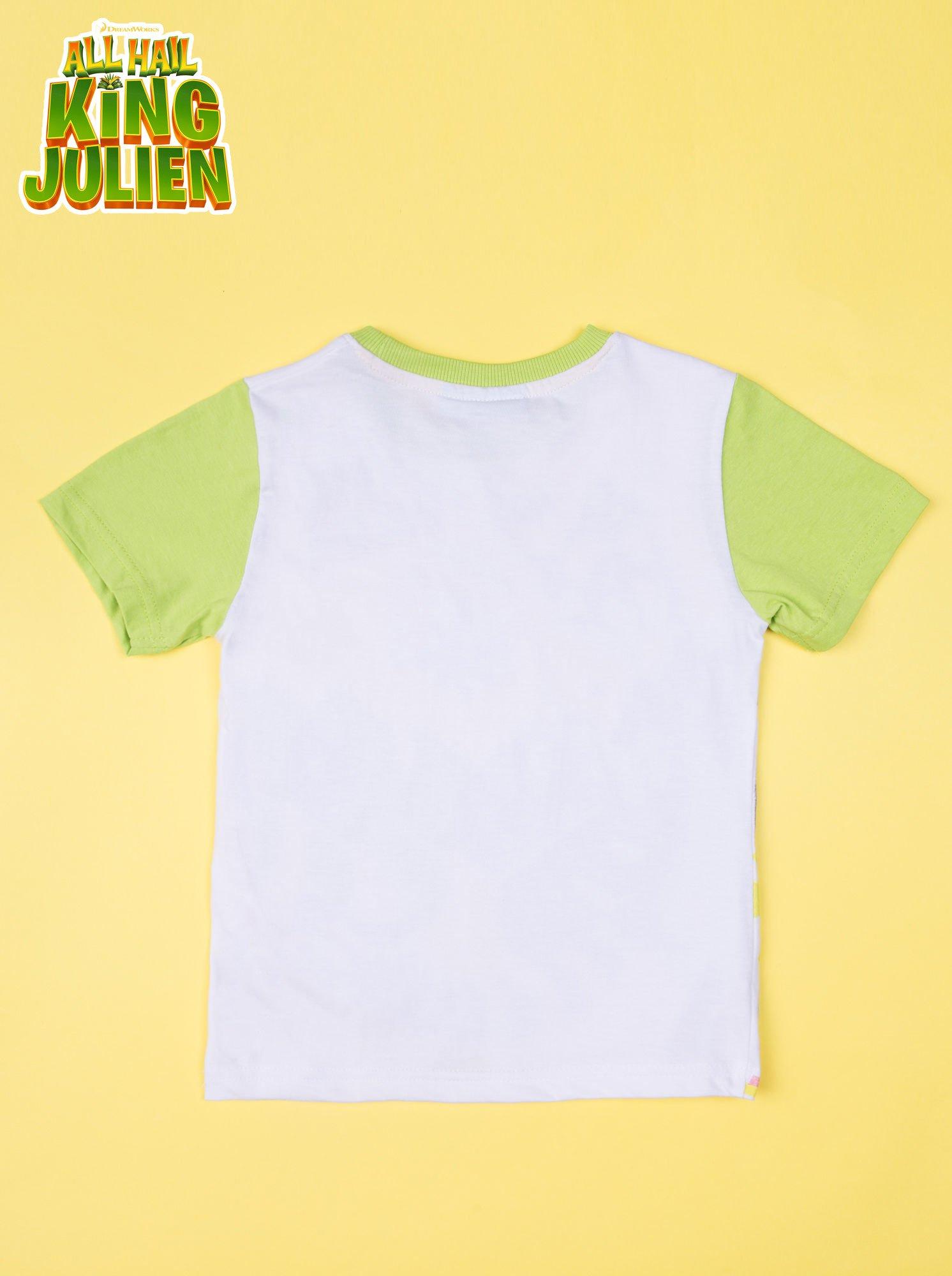 Zielona piżama chłopięca KRÓL JULIAN                                  zdj.                                  3