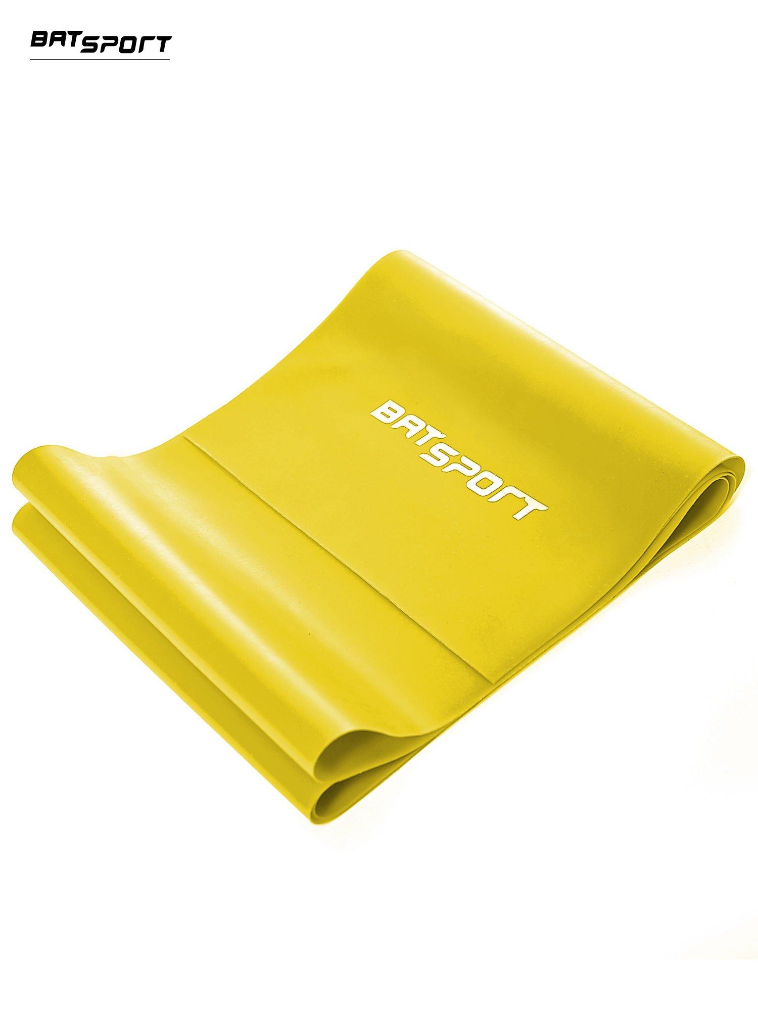 Żółta guma do rozciągania poziom łatwy                                  zdj.                                  3