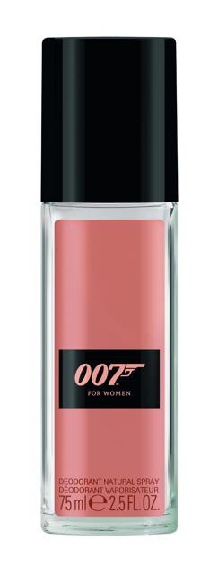 """007 for Women Dezodorant naturalny spray  75ml"""""""
