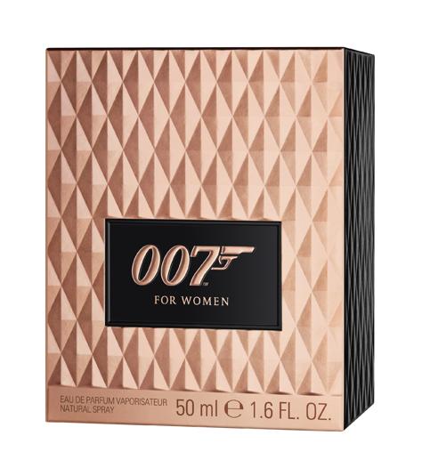 """007 for Women Woda perfumowana  50ml"""""""