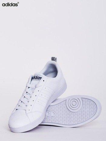 ADIDAS Białe buty męskie VS Advantage                               zdj.                              2
