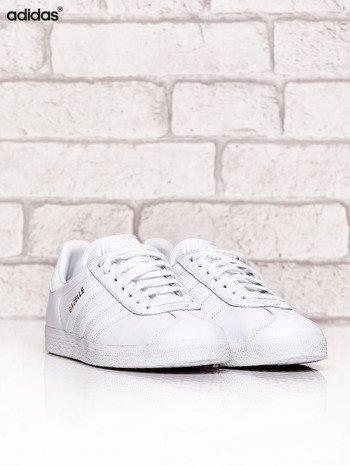 ADIDAS Białe buty sportowe męskie Gazelle                              zdj.                              2
