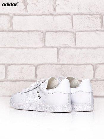 ADIDAS Białe buty sportowe męskie Gazelle                              zdj.                              4