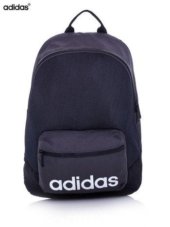 33e28cb3bb030 ADIDAS Niebieski plecak szkolny z ozdobną kieszenią - Dziecko Plecaki -  sklep eButik.pl