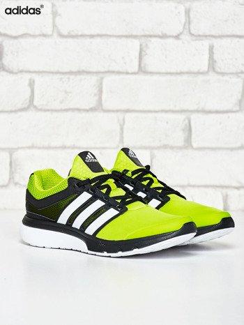 ADIDAS Fluo zielone buty unisex w sportowym stylu                                  zdj.                                  2