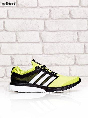 ADIDAS Fluo zielone buty unisex w sportowym stylu                                  zdj.                                  1