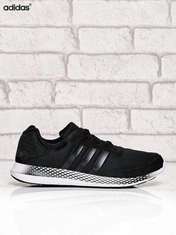 ADIDAS czarne buty męskie Element Refresh ze wzorem na podeszwie