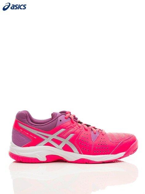 ASICS Różowe buty sportowe GEL PADEL PRO 3 GS                              zdj.                              1