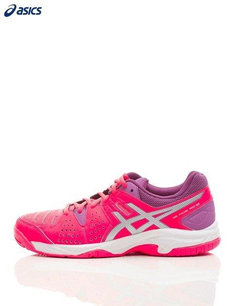 ASICS Różowe buty sportowe GEL PADEL PRO 3 GS                              zdj.                              5