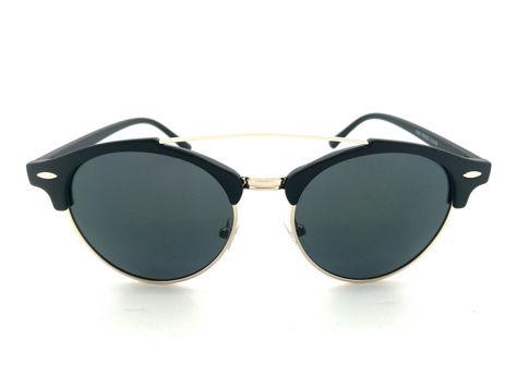 ASPEZO Okulary przeciwsłoneczne damskie POLARYZACYJNE czarne DUBAI Etui skórzane, etui miękkie oraz ściereczka z mikrofibry w zestawie                              zdj.                              2