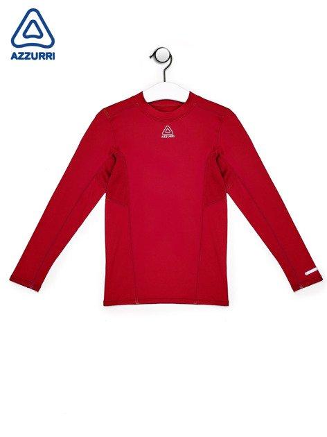 AZZURI Czerwona sportowa bluzka chłopięca                                  zdj.                                  1