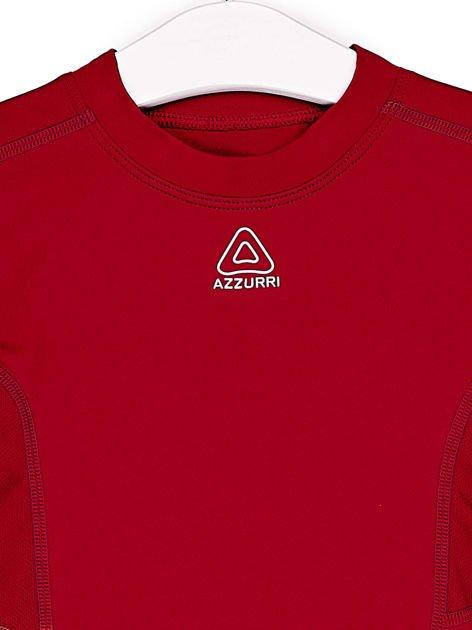 AZZURI Czerwona sportowa bluzka chłopięca                                  zdj.                                  3