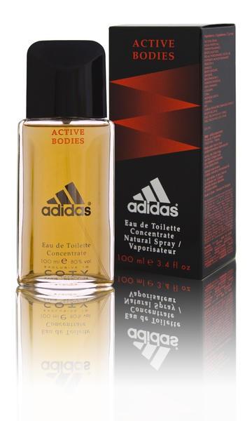 "Adidas Active Bodies Woda toaletowa 100ml spray"""