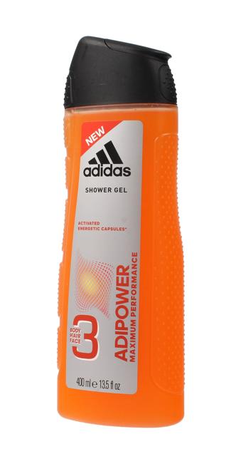 "Adidas Men Adipower Żel pod prysznic  400ml"""