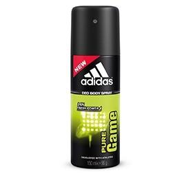 "Adidas Pure Game Dezodorant spray 150ml"""