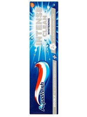 Aquafresh Pasta do zębów Intense Clean Whitening  75 ml