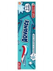 Aquafresh Pasta do zębów dla dzieci Advance 9-12 lat  75 ml                              zdj.                              1