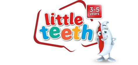 Aquafresh Pasta do zębów dla dzieci Little Teeth 3-5 lat  50 ml                              zdj.                              3