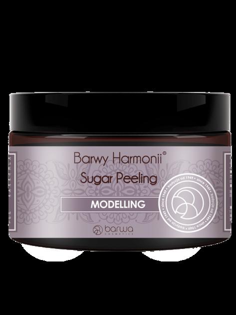 BARWA Barwy Harmonii Peeling cukrowy do ciała Modelling modelujący 250 ml