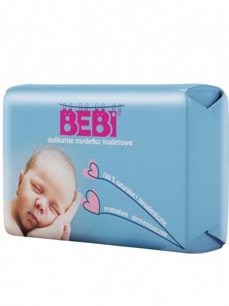 BARWA Bebi Delikatne Mydełko toaletowe dla dzieci 100 g