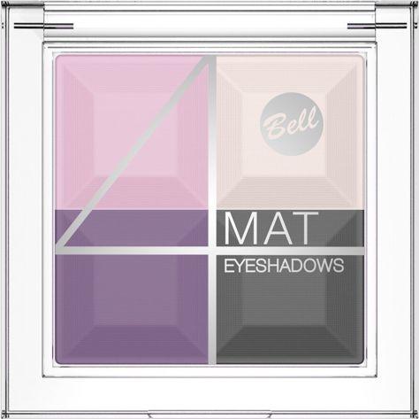 BELL 4 Mat Eyeshadows cień 03                                  zdj.                                  1