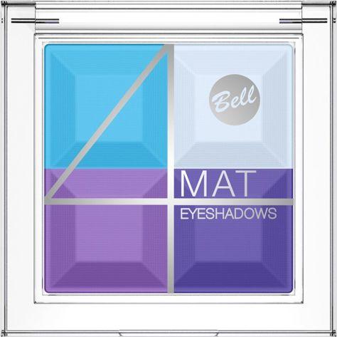 BELL 4 Mat Eyeshadows cień 05                                  zdj.                                  1