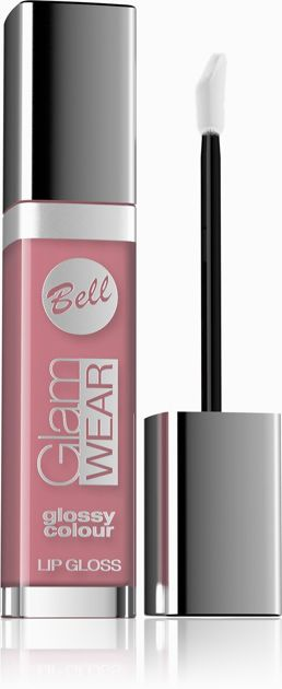 BELL Błyszczyk Glam Wear GLOSSY COLOUR 039 10 ml                              zdj.                              1