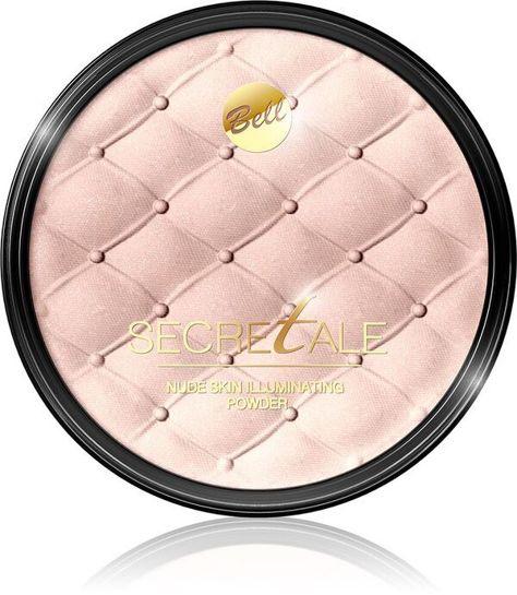 BELL Secretale Mattifying Nude Skin Powder 9 g                              zdj.                              1