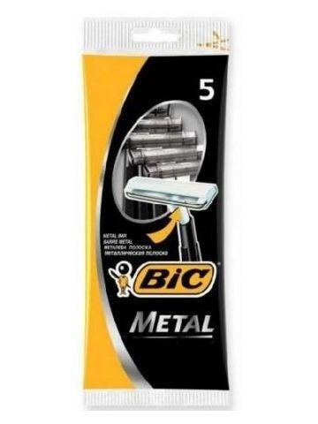 BIC Maszynka do golenia BIC Metal Pouch 5