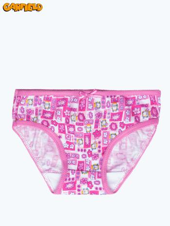 Bawełniane majtki dla dziewczynki GARFIELD 3 szt                                  zdj.                                  2
